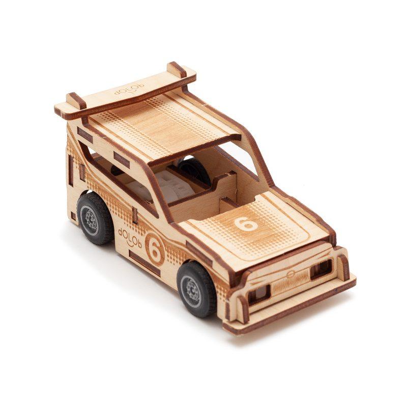 dOLOb 甲龍-衝鋒迴力車